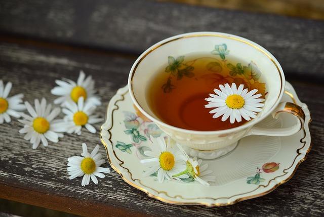 herbata z liści malin dla mężczyzn