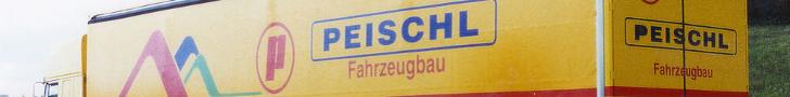 Banner Peischl Naczepy